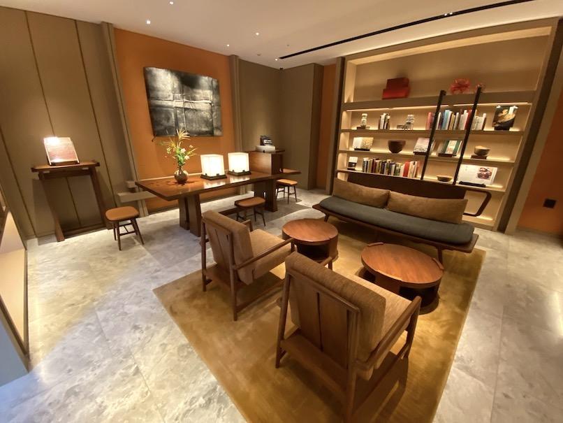 HOTEL THE MITSUI KYOTO(ホテルザ三井京都)のアクティビティ:アートツアー(ライブラリー2)