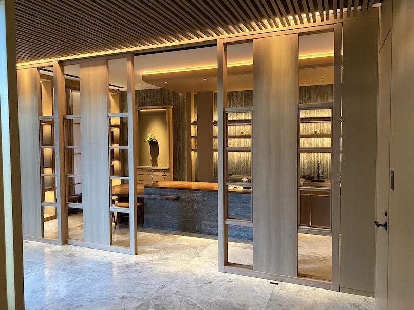 HOTEL THE MITSUI KYOTO(ホテルザ三井京都)のアクティビティ:お抹茶のふるまい(外観)