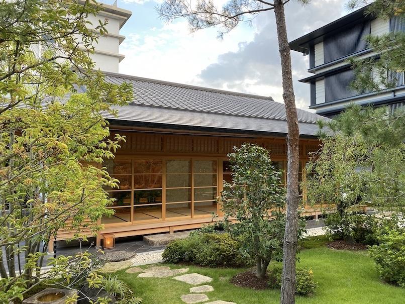 HOTEL THE MITSUI KYOTO(ホテルザ三井京都)のアクティビティ:アートツアー(四季の間1)
