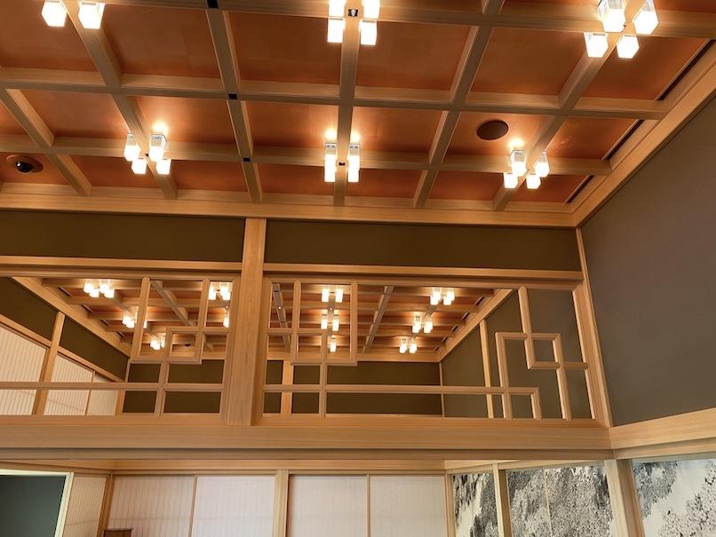 HOTEL THE MITSUI KYOTO(ホテルザ三井京都)のアクティビティ:アートツアー(四季の間6)