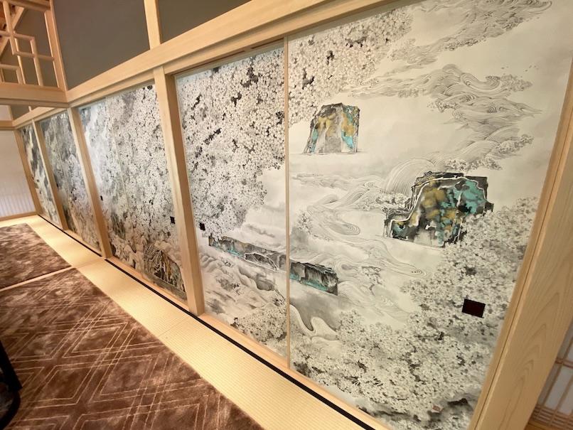 HOTEL THE MITSUI KYOTO(ホテルザ三井京都)のアクティビティ:アートツアー(四季の間5)