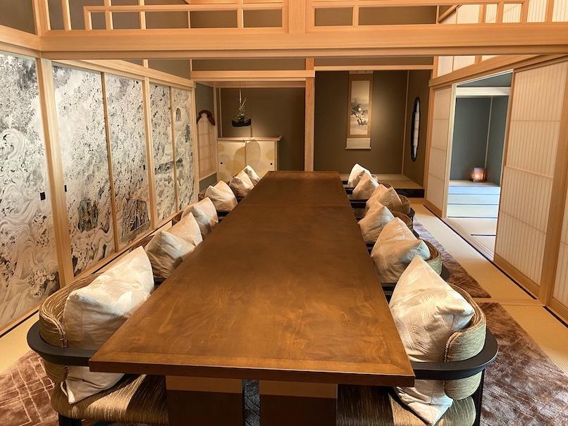HOTEL THE MITSUI KYOTO(ホテルザ三井京都)のアクティビティ:アートツアー(四季の間4)