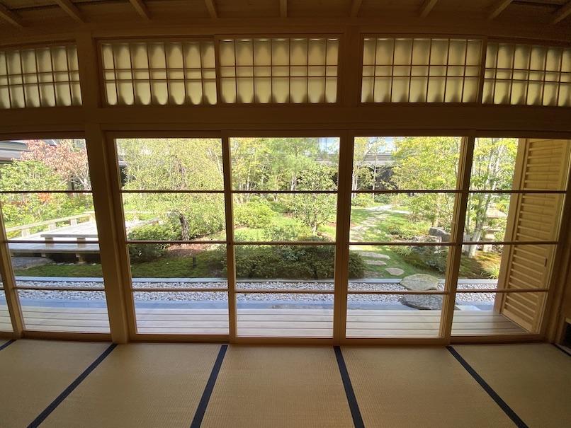 HOTEL THE MITSUI KYOTO(ホテルザ三井京都)のアクティビティ:アートツアー(四季の間3)