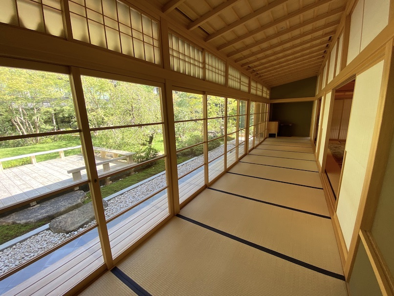 HOTEL THE MITSUI KYOTO(ホテルザ三井京都)のアクティビティ:アートツアー(四季の間2)