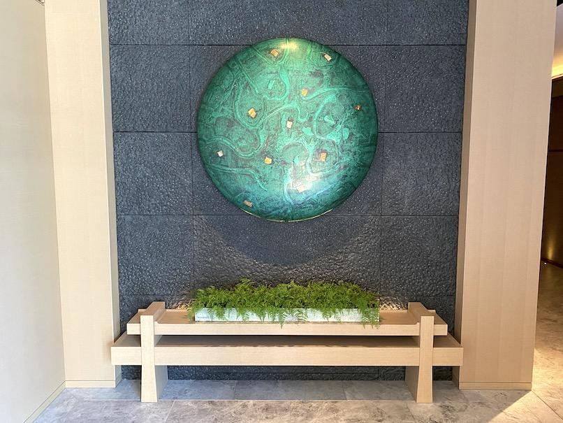 HOTEL THE MITSUI KYOTO(ホテルザ三井京都)のアクティビティ:アートツアー(館内アート)